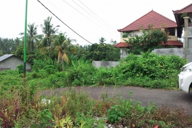 Land for sale beside jakaranda hotel singaraja