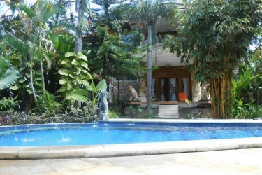 Villa for Rent At Banjar Semer kerobokan
