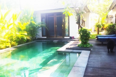 Villa for rent in sanur fully furnished
