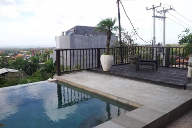ocean view villa for sale in unggasan beside aston unggasan