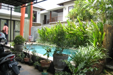 Villa for sale in Jalan sekuta Sanur