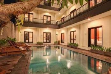 Hotel for sale in legian