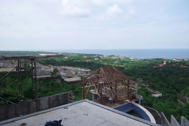 Land for sale beside chateu de bali hotel