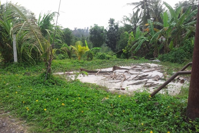 Land for sale in soka beach area 5 are